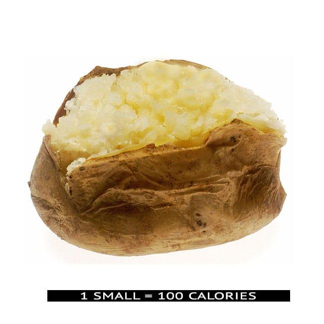 100 calories