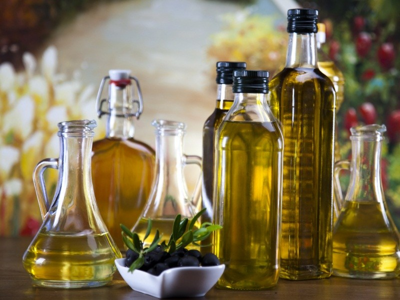 muscle foods olive oil
