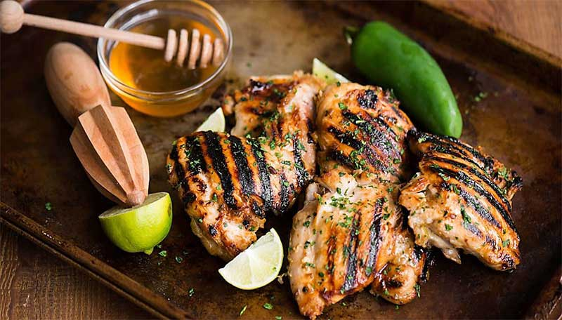 grilled chicken recipes / bbq chicken recipe / easy grilled chicken recipes
