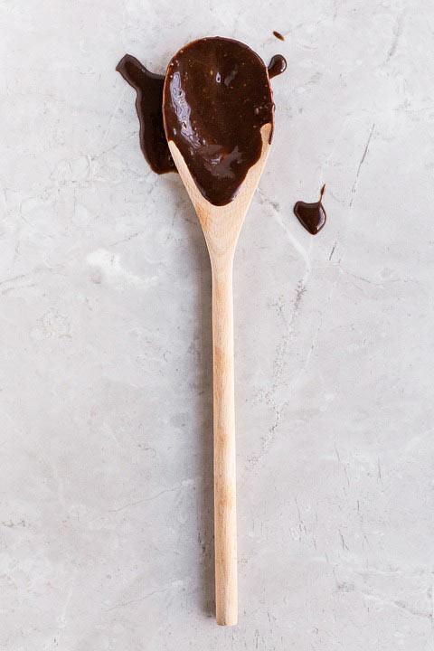 Nutella Yoghurt Dip