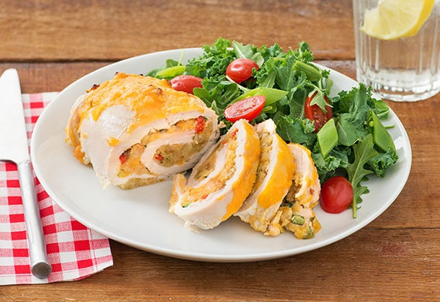 stuffed chicken / Stuffed Chicken Recipes /