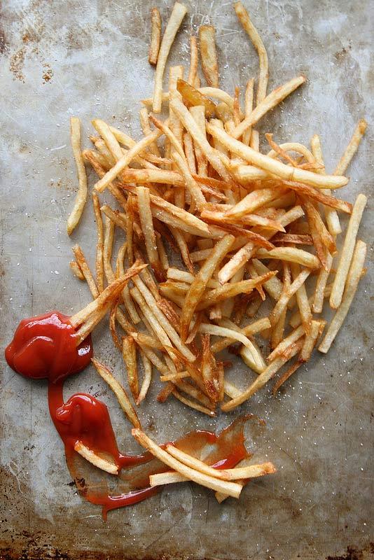 Crispy Skinny French Fries