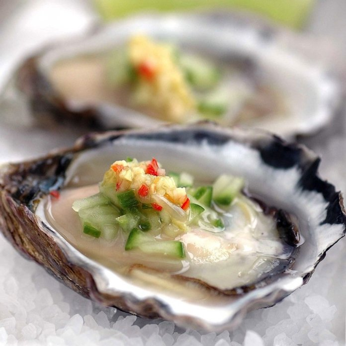 muscle foods oysters