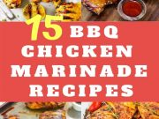 BBQ Chicken marinade