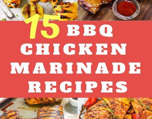 BBQ Chicken marinade
