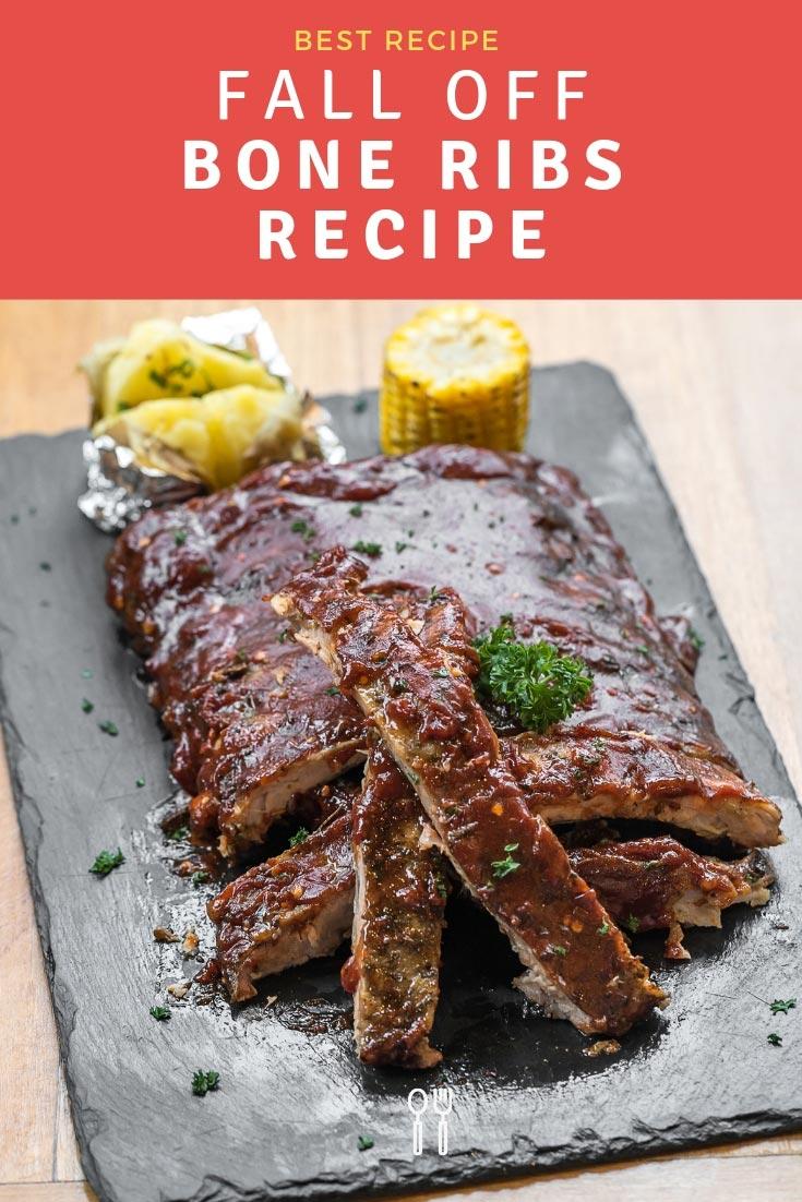 BBQ Bone ribs recipe