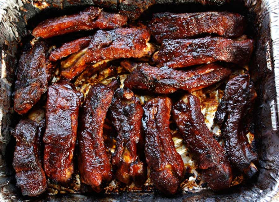 Cooking Delicious Fall Off The Bone Ribs In Oven