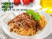 Delicious and Simple Spaghetti Meat Sauce