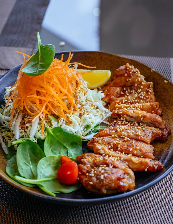 Spicy Teriyaki Chicken
