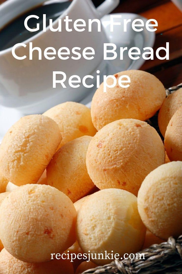 Gluten free cheese bread