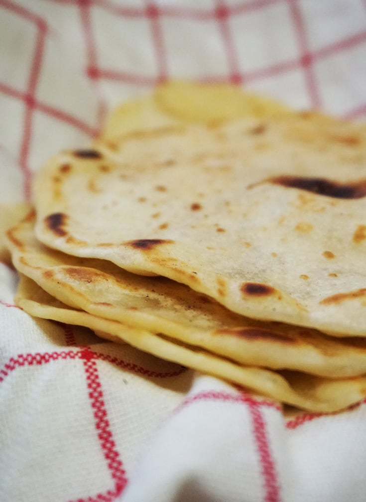 Quick Naan Recipe