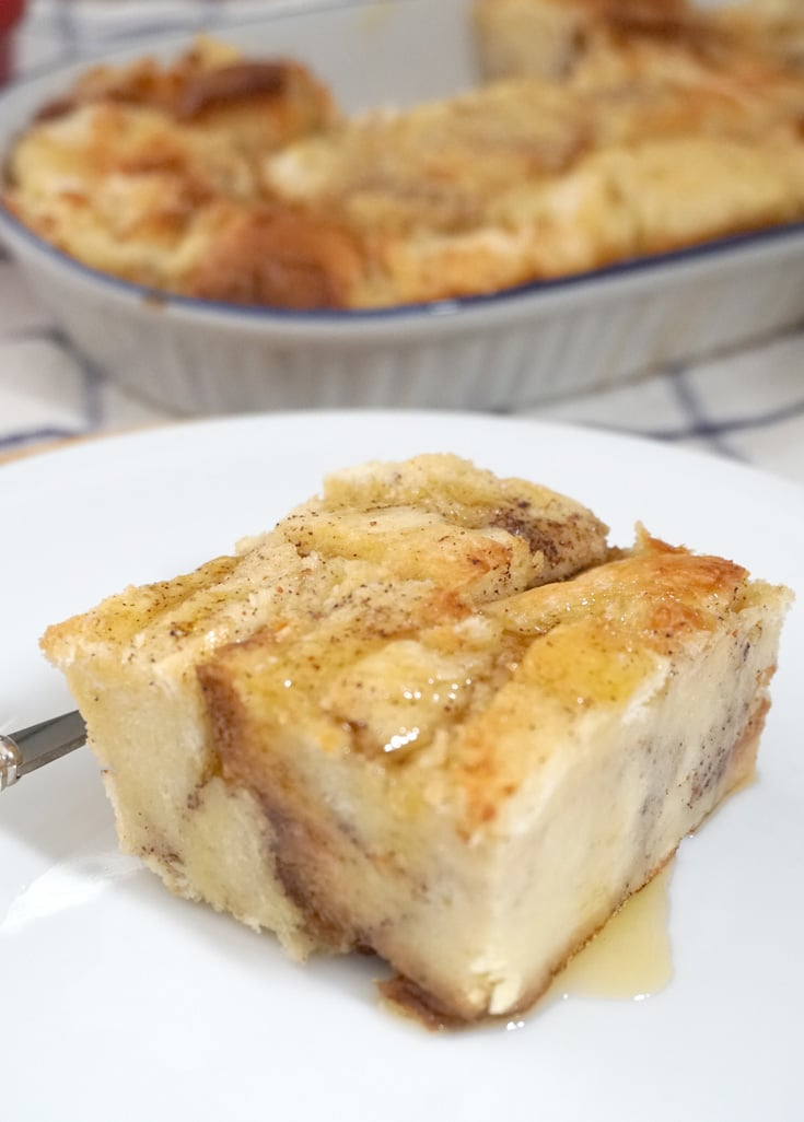 Grandmas Bread Pudding Recipe