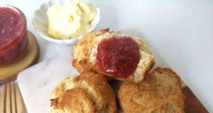 7 ingredients biscuit