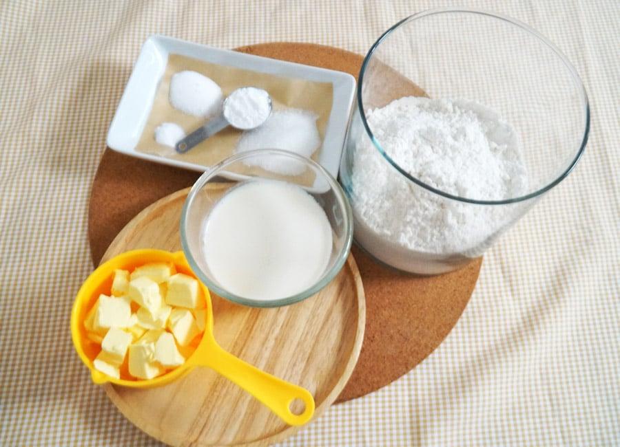 7-ingredient biscuits