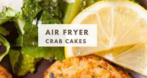 Air-Fryer-Crab-Cakes